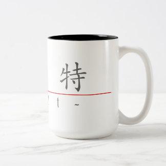Chinese name for Jett 22330_1.pdf Two-Tone Coffee Mug