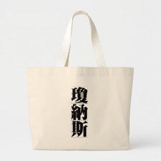 Chinese name for Jonas 20662_3.pdf Canvas Bag