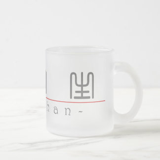 Chinese name for Jonathan 20663_0.pdf Frosted Glass Coffee Mug