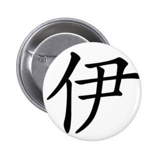 Chinese name for Joyce 20183_1 pdf Pinback Button