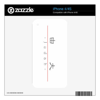 Chinese name for Judah 22287_2 pdf Skins For The iPhone 4