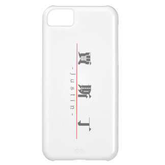 Chinese name for Justin 20669_3.pdf iPhone 5C Covers