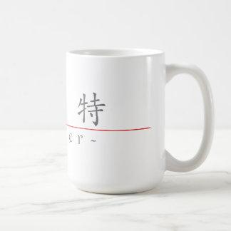 Chinese name for Karter 22390_1.pdf Classic White Coffee Mug