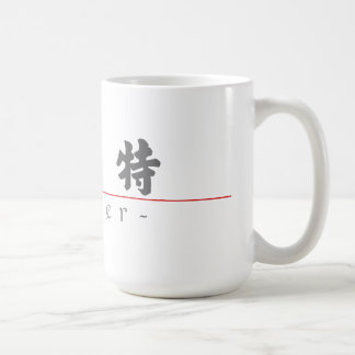 Chinese name for Karter 22390_4.pdf Classic White Coffee Mug