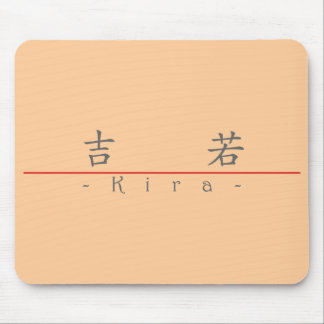 Chinese name for Kira 21332_1.pdf Mouse Pad
