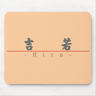 Chinese name for Kira 21332_4.pdf Mouse Pad