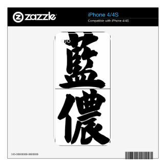 Chinese name for Lennon 20689_4.pdf Decal For The iPhone 4S