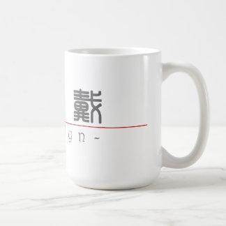 Chinese name for Londyn 21207_0.pdf Coffee Mug