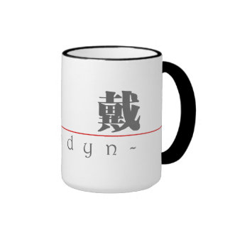 Chinese name for Londyn 21207_3.pdf Coffee Mugs