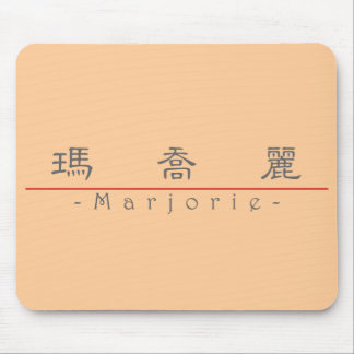 Chinese name for Marjorie 20230_2.pdf Mouse Pad
