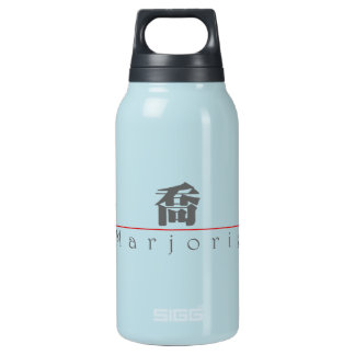 Chinese name for Marjorie 20230_3.pdf Insulated Water Bottle