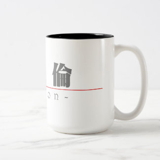Chinese name for Marlon 20711_3.pdf Two-Tone Coffee Mug