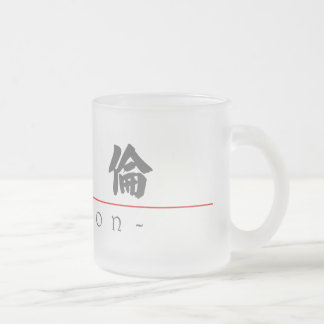 Chinese name for Marlon 20711_4.pdf 10 Oz Frosted Glass Coffee Mug