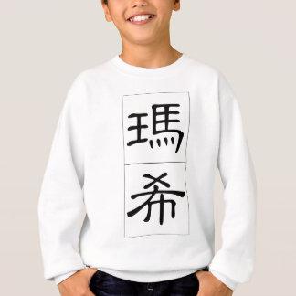 Chinese name for Marsh 20712_2.pdf Sweatshirt