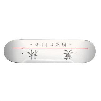 Chinese name for Merlin 20724_1 pdf Skateboard