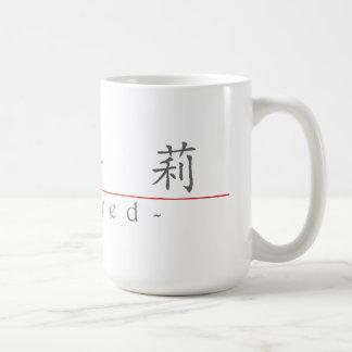 Chinese name for Mildred 20248_1.pdf Coffee Mug