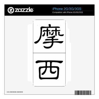 Chinese name for Moses 20737_2 pdf Skins For iPhone 3G
