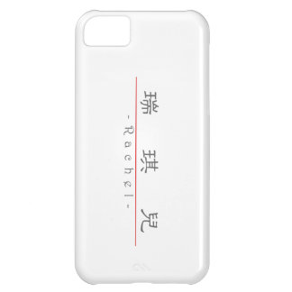 Chinese name for Rachel 20300_2.pdf iPhone 5C Cases