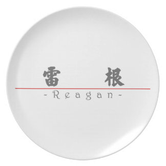 Chinese name for Reagan 21121_4.pdf Melamine Plate