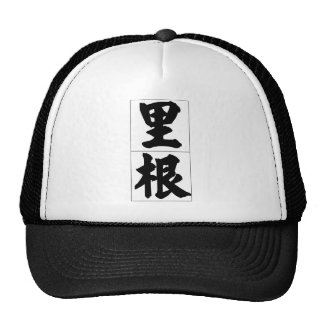 Chinese name for Regan 20789_4.pdf Mesh Hat
