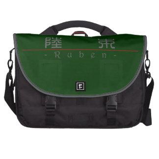 Chinese name for Ruben 22322_0.pdf Laptop Commuter Bag