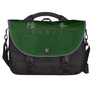 Chinese name for Ruben 22322_4.pdf Laptop Messenger Bag