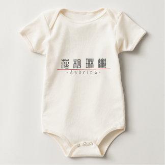 Chinese name for Sabrina 20317_0.pdf Baby Bodysuit