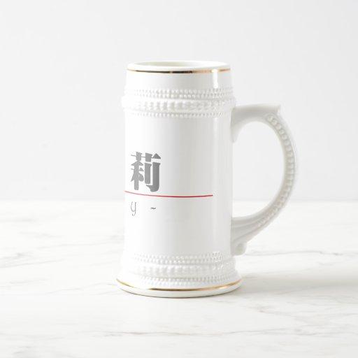 Chinese name for Sally 20316_3.pdf Mugs