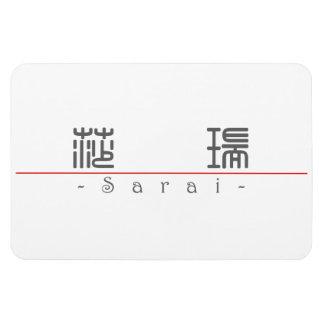 Chinese name for Sarai 21442_0.pdf Rectangular Magnet
