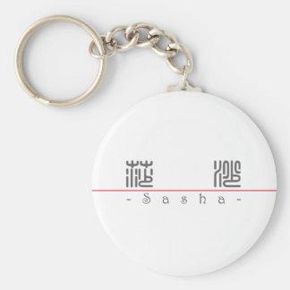 Chinese name for Sasha 21373_0.pdf Keychains