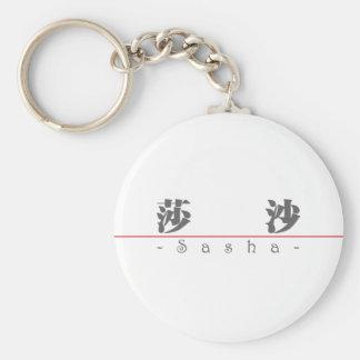 Chinese name for Sasha 21373_3.pdf Key Chains