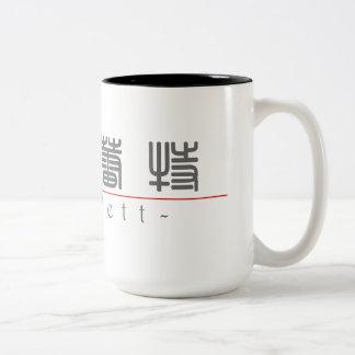 Chinese name for Scarlett 21079_0.pdf Two-Tone Coffee Mug
