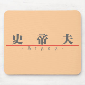Chinese name for Steve 208251_3.pdf Mouse Pad