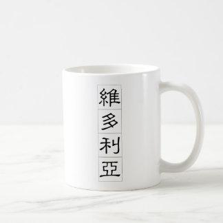 Chinese name for Victoria 20366_2.pdf Coffee Mug