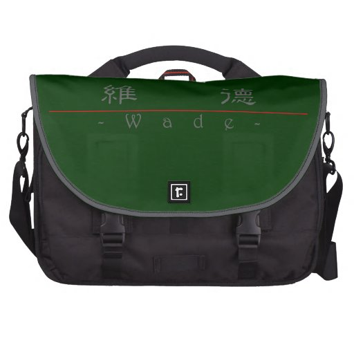 Chinese name for Wade 20859_2.pdf Bag For Laptop