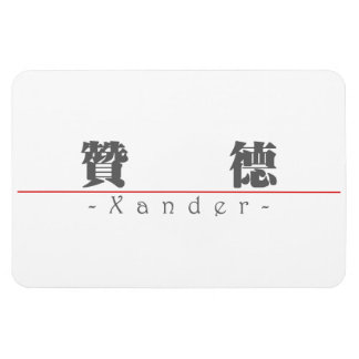 Chinese name for Xander 22204_3.pdf Rectangle Magnets
