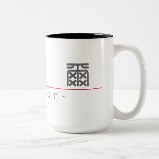 Chinese name for Xavier 20879_0.pdf Coffee Mug