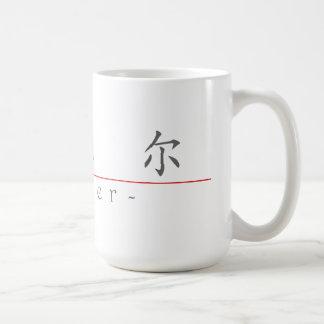 Chinese name for Xavier 20879_1.pdf Coffee Mug