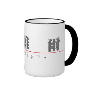 Chinese name for Xavier 20879_3.pdf Coffee Mug