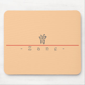 Chinese name for Zane 22219_1.pdf Mouse Pad