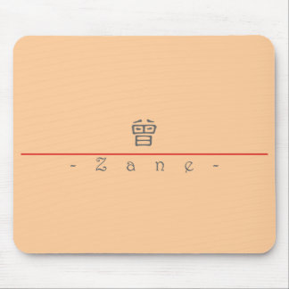 Chinese name for Zane 22219_2.pdf Mouse Pad