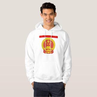 Chinese National Emblem Hoodie