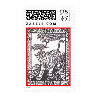 Chinese New Year 2010 Postage