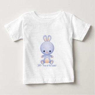 Chinese New year 2011 -  Year of the Rabbit Baby T-Shirt