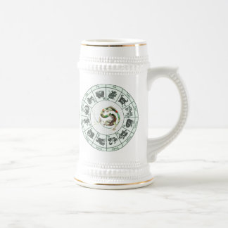 Chinese New Year 2012 - The Year of the Dragon Beer Stein