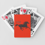 Chinese New Year 2014 Year of the Horse Card Deck