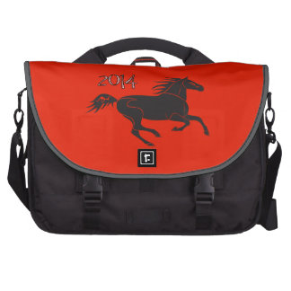 Chinese New Year 2014 Year of the Horse Laptop Bag