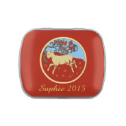 Chinese New Year 2015 Year Of The Ram, Sheep, Goat Jelly Belly Tins at Zazzle