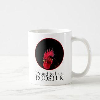 Chinese New Year 2017 Birthday Zodiac Rooster Mug