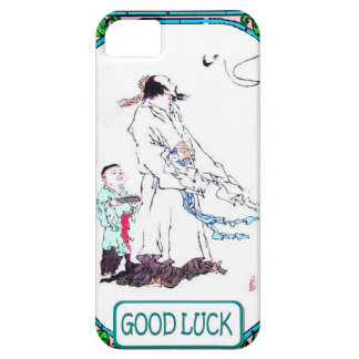 Chinese New Year, Chinese family iPhone 5 Cover